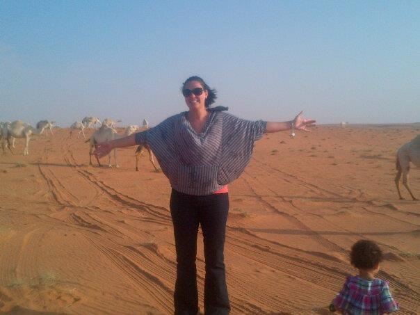 Reflections from an American nanny in Saudi Arabia